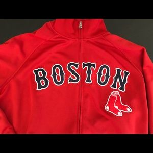 Boston Red Sox Zip-Up